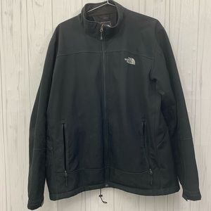 THE NORTH FACE MENS BLACK JACKET XXL